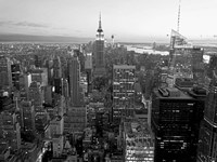 Skyline of Midtown Manhattan, NYC Fine Art Print