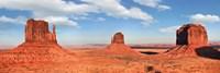 View to the Monument Valley, Arizona Fine Art Print