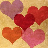 Mucho Amor Framed Print