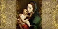 Holy Virgin (Italian school) Fine Art Print