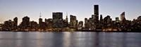 Midtown Manhattan Skyline, NYC 2 Fine Art Print