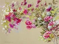 The Garden of the Rose II Fine Art Print