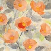 Poppy Garden II Fine Art Print