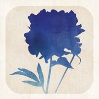 Batik Garden II Framed Print