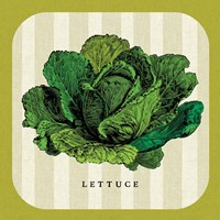 Linen Vegetable II Fine Art Print