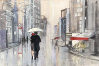 Spring Rain New York Fine Art Print
