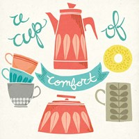 A Cup of Comfort Fine Art Print