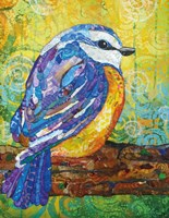 Baby Bird Fine Art Print