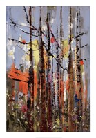 Eclectic Forest Fine Art Print