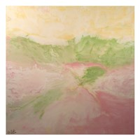 Gleaming Plains Fine Art Print