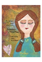 Be Kind To One Another Fine Art Print
