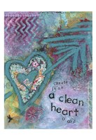 Heart Of God Fine Art Print