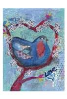 Love And Prayer Fine Art Print