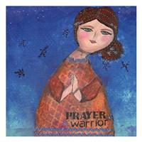 Prayer Warrior Fine Art Print