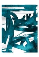 Blue Cynthia 1 Fine Art Print