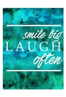 Laugh Often Fine Art Print