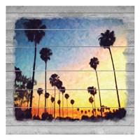 Down Sunset Strip Fine Art Print