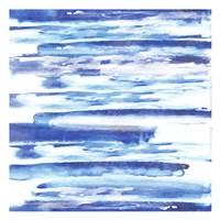 Blue Haze 1 Framed Print