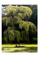 Central Park Couple Summer Fine Art Print