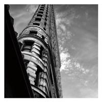 Beneath Flatiron Building Fine Art Print