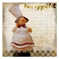 Bon Appetit 1 Fine Art Print
