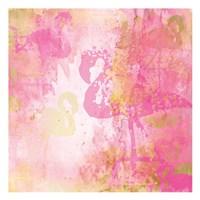 Flamingo Pink 2 Framed Print