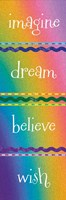 Kid Dreams Rainbow Fine Art Print