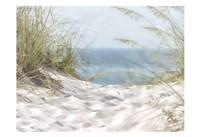 Coastal Photograpy Untextured Framed Print