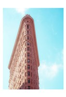 Flat Iron Curves 2 Fine Art Print