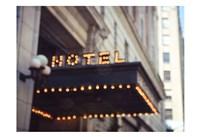 NYC Hotel Fine Art Print