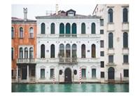 Venice Canals 1 Fine Art Print