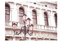 Venice in Pink Fine Art Print
