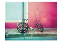 Lonely Trike Fine Art Print