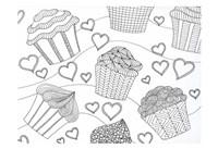 Cupcake Love Fine Art Print