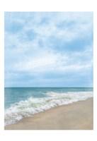 Summertime Breeze Beach Fine Art Print