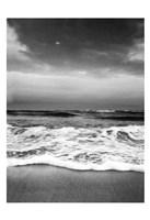 Drama Wave Curl Fine Art Print