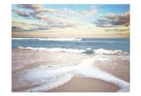 Splitting Waves Fine Art Print