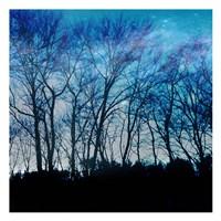 Blue Mountain 1 Framed Print