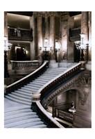 Grand Stairs Fine Art Print