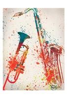 Jazz 2 Fine Art Print