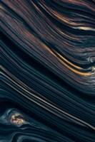Mahogany Goldsheen Obsidian Fine Art Print