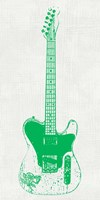 Guitar Collectior II Fine Art Print