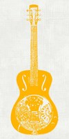 Guitar Collectior IV Fine Art Print