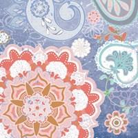 Paisley Faire IV Fine Art Print
