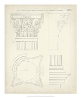 Greek & Roman Architecture I Fine Art Print