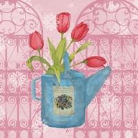 Garden Gift III Framed Print