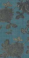 Chrysanthemum Panel I Framed Print