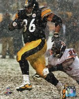 Jerome Bettis 2005 Action Fine Art Print