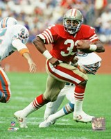 Roger Craig 1983 Action Fine Art Print