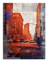 NY Downtown 14 Fine Art Print